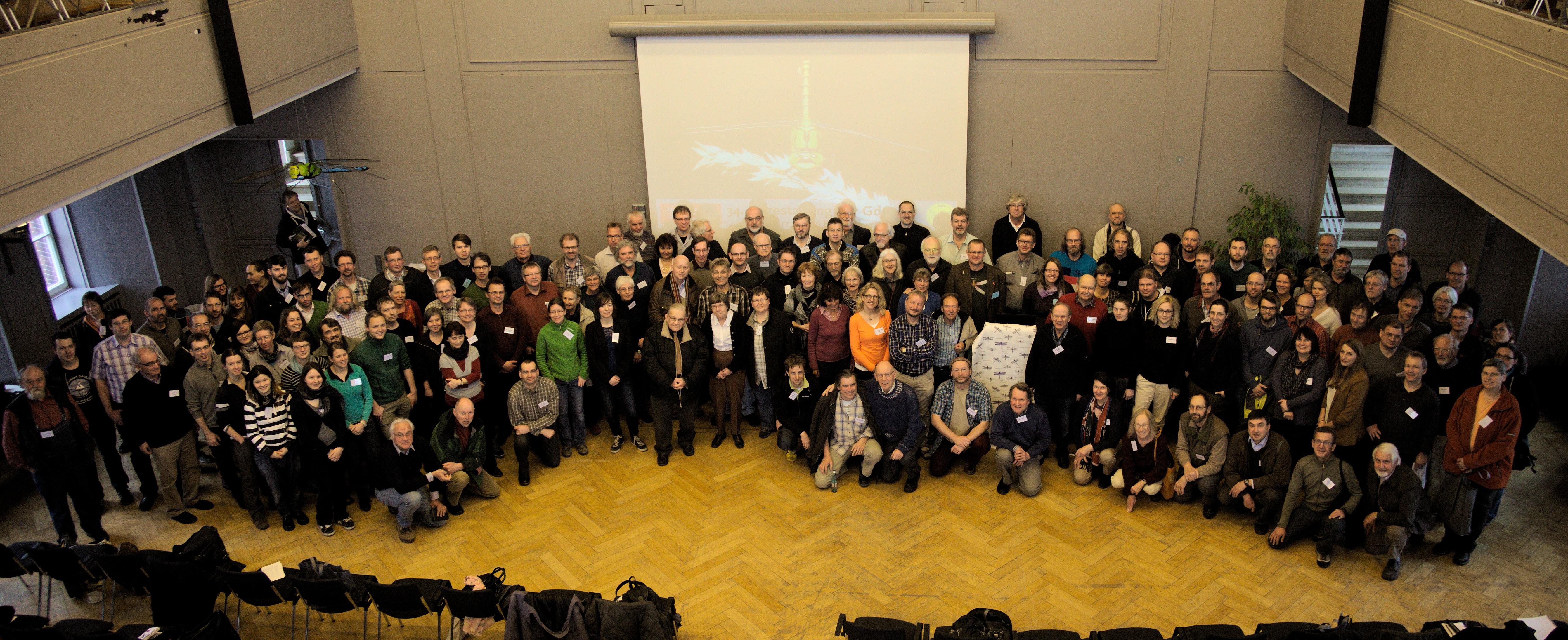 Tagunsbild GdO Tagung 2015 in Braunschweig